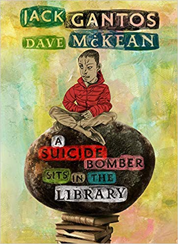 A Suicide Bomber Sits in the Library