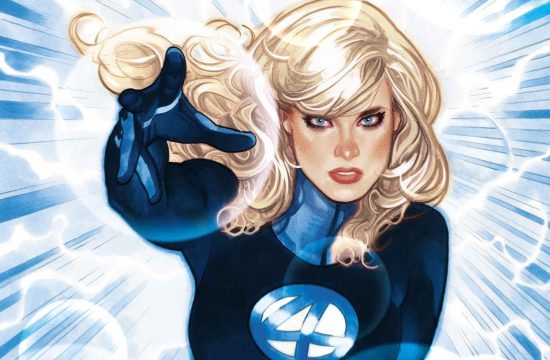 Invisible Woman #3